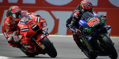 Austria Disebut Treknya Ducati, Fabio Quartararo Angkat Kasus MotoGP Qatar