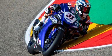 Garrett Gerloff Ungkap Penyebab Asli Gagal Membalap di MotoGP
