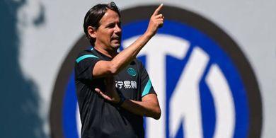 Curhatan Simone Inzaghi Usai Inter Milan Tuai Rentetan Hasil Buruk