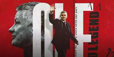 Ole Gunnar Solskjaer Resmi Perpanjang Kontrak di Manchester United