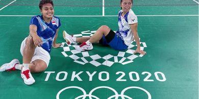 Link Live Streaming Bulu Tangkis Olimpiade Tokyo - Greysia/Apriyani Awali Perjuangan Emas Indonesia