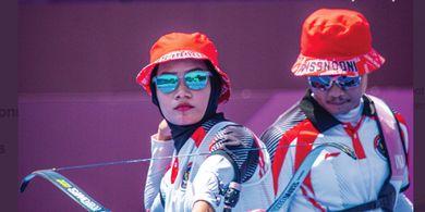Olimpiade Tokyo 2020 - Tembus Perempat Final, Riau Ega/Diananda Berpeluang Rebut Medali