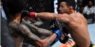 Hasil UFC Vegas 32 - TKO Berdiri, Satu Lagi Jagoan Kelas Bantam Unjuk Gigi