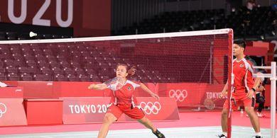 Jadwal Bulu Tangkis Olimpiade Tokyo 2020 - Praveen/Melati Vs Unggulan 1 Zheng/Huang di Perempat Final