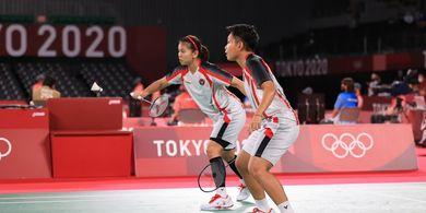 Final Olimpiade Tokyo 2020 - Ekspektasi Jadi Musuh Greysia/Apriyani