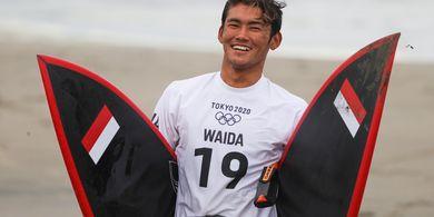 Selancar Olimpiade Tokyo 2020 - Dua Sebab Kegagalan Rio Waida Bawa Nama Indonesia Lebih Jauh