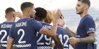 Hasil Pramusim PSG - Tahan Imbang Sevilla pada Laga Terakhir, Rekor Unbeaten Les Parisiens Nyaris Hancur