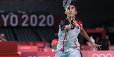 Olimpiade Tokyo 2020 - Jonatan Christie Sempat Kesulitan Bekuk Wakil Singapura