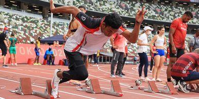 Hasil Zohri dan Alvin di Olimpiade Tokyo Diapresiasi Ketum PB PASI