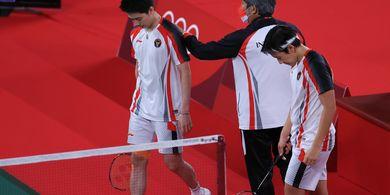 Olimpiade Tokyo 2020 - Ini Pebulu Tangkis Unggulan yang Tersingkir, Marcus/Kevin hingga Momota