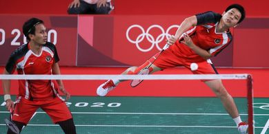 Jadwal Bulu Tangkis Olimpiade Tokyo 2020 - Ahsan/Hendra hingga Final Ganda Campuran