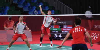 Link Live Streaming Olimpiade Tokyo 2020 - Potensi Emas Pertama Indonesia dari Greysia/Apriyani