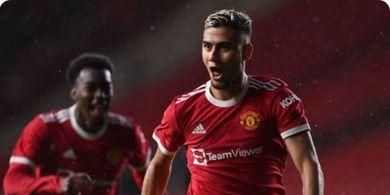 Yakin Bisa Gacor, Gelandang Manchester United Andreas Pereira Siap Pindah