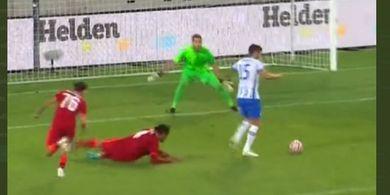 Liverpool Dilarang Buru-buru Paksakan Virgil Van Dijk Main Lagi