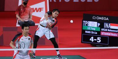 Sudirman Cup 2021 - BWF Soroti Motivasi Khusus Ahsan, Hendra, dan Greysia