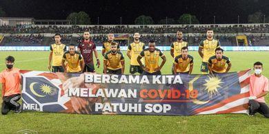 Batal Hadapi Ryuji Utomo, Seluruh Pasukan Klub Malaysia Ini Dikarantina hingga Lewatkan 5 Laga