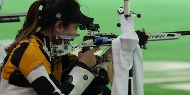 Olimpiade Tokyo 2020 - Vidya Rafika Petik Pelajaran Penting Usai Gagal Lolos Kualifikasi
