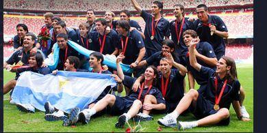 Lionel Messi Pernah Juara Olimpiade, Gimana Cristiano Ronaldo di Masa Muda?