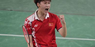 Hasil Final Bulu Tangkis Olimpiade Tokyo 2020 - Chen Yu Fei Sumbang Emas Kedua China