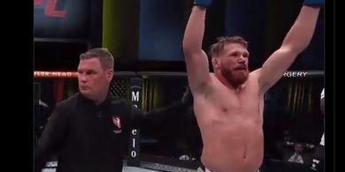 Hasil UFC Vegas 33 - Duel Kelimpungan Kelas Welter Jadi Pembuka Main Card