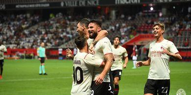 Olivier Giroud Siap Wujudkan Duet Opa-opa di AC Milan, tapi..