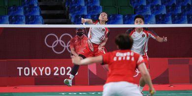Rekap Bulu Tangkis Olimpiade Tokyo 2020 - Indonesia Tambah 2 Medali