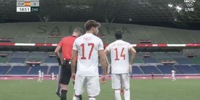 Hasil Olimpiade 2020 - Marco Asensio Jadi Pahlawan dari Bangku Cadangan, Spanyol Kalahkan Jepang dan Tantang Brasil di Final
