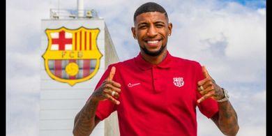 Resmi Dikenalkan Sebagai Pemain Barcelona, Emerson Royal Singgung Lionel Messi