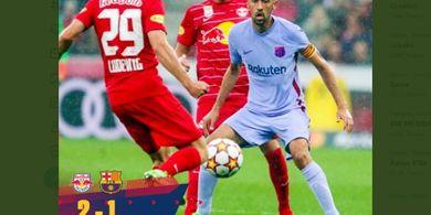 Hasil Pramusim Barcelona - Blaugrana Takluk Perdana Saat Lionel Messi Tiba dari Libur Panjang