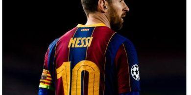 Lionel Messi Cabut dari Camp Nou, Legenda Barcelona Kirim Pesan Menyentuh