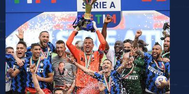 Selain Lukaku dan Hakimi, Separuh Tim Inter Milan Bisa Diobral Jadi Mesin Uang, Siapa Nyusul?