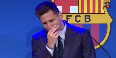 Messi dan Barcelona Ibarat Cinta Tak Direstui Orangtua, Sakitnya Nusuk ke Jiwa
