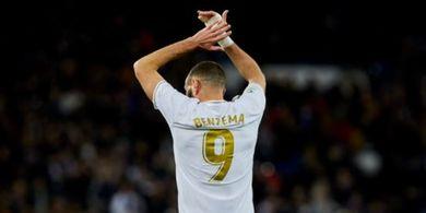 Sabet Sepatu Emas Eropa, Robert Lewandowski Lempar Pujian kepada Karim Benzema