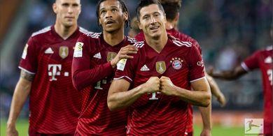 Thomas Mueller Minggir Dulu, Robert Lewandowski Jadi Raja Gol di Piala Super Jerman