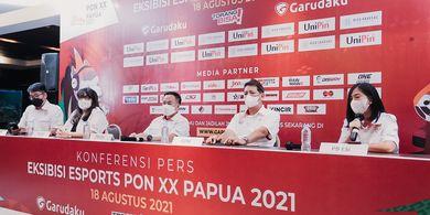 Pertama Dalam Sejarah, Esports Resmi Jadi Cabor Eksibisi di PON