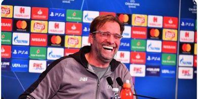 Liverpool Temui Lawan Sulit di Liga Champions, Klopp Pernah Jumpa Grup yang Lebih Ngeri