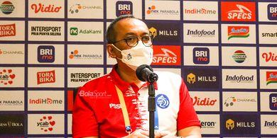 Rencanakan Uji Coba Penonton di Liga 1 2021, PT LIB akan Undang Sejumlah Pihak
