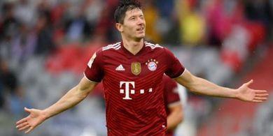 Robert Lewandowski Beberkan Masa Depannya di Bayern Muenchen saat Terima Sepatu Emas Eropa