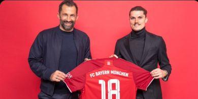Usai Pelatih dan Bek RB Leipzig, Bintang Timnas Austria yang Giliran Dicomot Bayern Muenchen