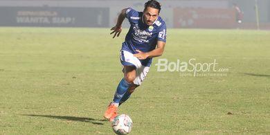 Hasil Liga 1 - Kalahkan Bhayangkara FC 2-0, Persib Berhasil Jawab Tuntutan Bobotoh