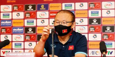 Jumpa Timnas Indonesia di Piala AFF 2020, Pelatih Vietnam Malah Curhat Soal Rasa Cemas