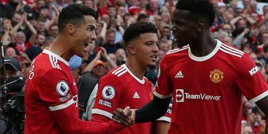 Susunan Pemain West Ham vs Man United - Trio Pogba-Bruno-Ronaldo untuk Jaga Rekor Tandang