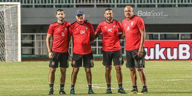 Bangun Skuad Lama Paling Lama, Kepergian Mario Gomez Berdampak bagi Borneo FC
