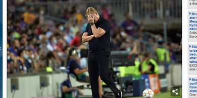 Barcelona Sudah Temukan Sosok Pelatih Anyar, tapi Masih Bingung Cara Pecat Koeman