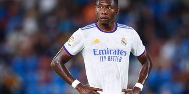 Permintaan Real Madrid Buat David Alaba Kenakan Nomor Warisan Sergio Ramos