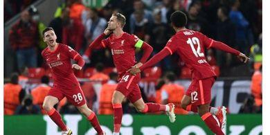 Susunan Pemain Brentford vs Liverpool - Curtis Jones dan Jordan Henderson Starter, The Reds Incar Kemenangan