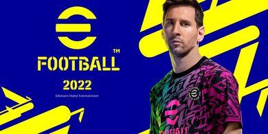 KONAMI Umumkan Detail eFootball 2022, Permainan Konsol Antarmuka Pertama Berbahasa Indonesia