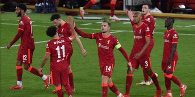 Kuat dan Tampil Dominan, Liverpool Pantas Menang atas AC Milan