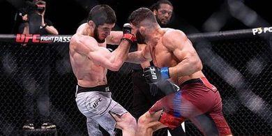 Dijamin Heboh, UFC Wajib Sabung Islam Makhachev dengan Jagoan Ini