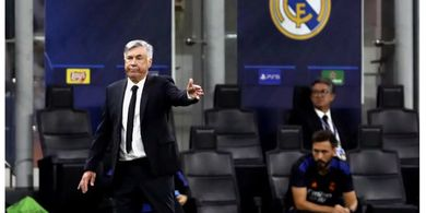 Carlo Ancelotti: Real Madrid Tahu Caranya Bermain di Bawah Tekanan